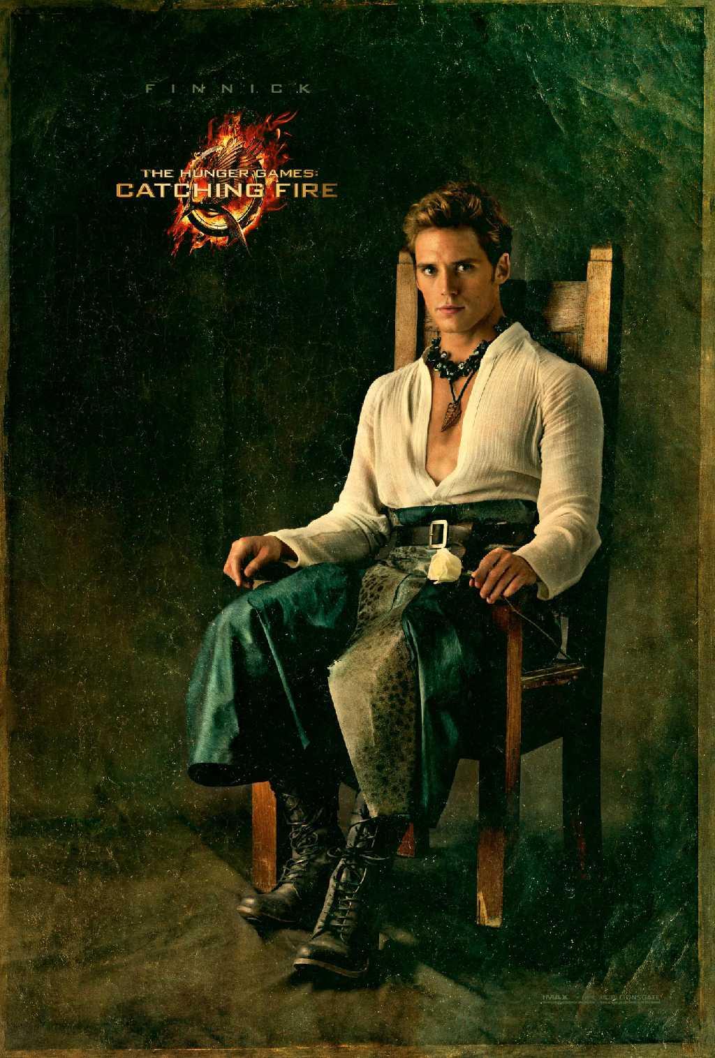 Hunger Games Capitol Portrait Series 10 - Finnick Odair